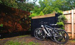Gardarica Bicycle Storage EcoShelter