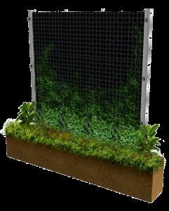 Gardarica Green Fence